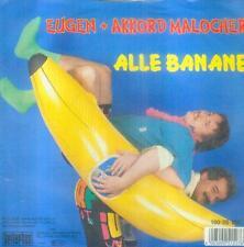 """7"""" Eugen & Akkord Malocher/Alle Banane"""