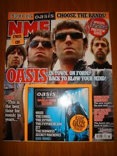 NME 2005 AUG 20 OASIS CORAL ZUTONS FUTUREHEADS JET