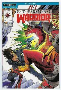 Eternal Warrior #2  (Valiant Accliam Comics 1992) *High Grade Copy.