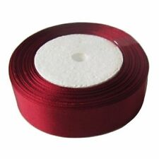 Satin Ribbon size 6,10, 12, 15, 20,25,30,38, 50mm  BUY 4 & GET 1 FREE Bargain