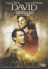 David And Bathsheba David Y Betsabe New Dvd