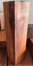 Patagonian Rosewood Peppermills Blank 3x3x12 Lathe Wood Turning Game Calls Wood