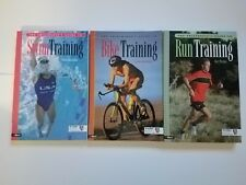 Triathlon Guide to Swim, Bike, Run Training, New, Velopress, Paperback, Series
