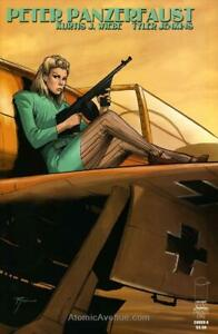 Peter Panzerfaust #21A VF/NM; Image   save on shipping - details inside