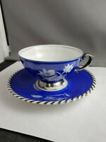 Rw Germany Teacup And Saucer