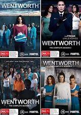 WENTWORTH : Season 1 2 3 4 : NEW DVD