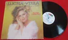 """LUCHA VILLA c/ Mariachi Vargas de Tecalitlan """"Amame Como Soy"""" RARE Mexico LP"""