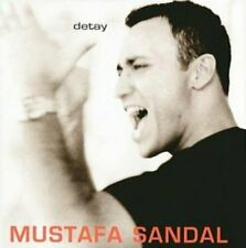Mustafa Sandal Detay  [CD]