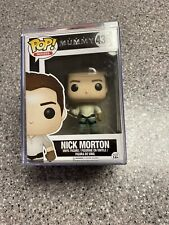 Funko Pop! The Mummy Nick Morton (Tom Cruise) #436 Grail Rare With Hard Stack