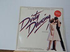 DIRTY DANCING soundtrack Bill Medley/Jennifer Warnes/Swayze etc-free UK post
