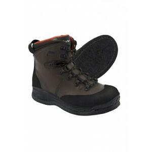 SIMMS Freestone Boot - FELT - M's 5 - Wm's 7 - Dark Olive - NEW - Mint Condition