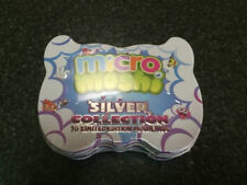 Band New Sealed Silver Micro Moshi Monsters Moshlings Collectors Toys Collection