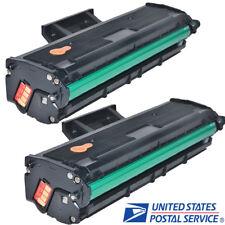 2PK Toner Cartridges MLT-D111S for Samsung MLTD111S Xpress M2020W M2070FW M2022W