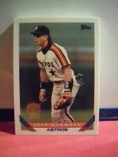 Cromos de béisbol de coleccionismo Topps Houston Astros