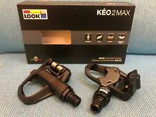 LOOK Keo 2 Max Road Clipless Pedal (Black) #00016079