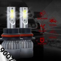 XENTEC LED HID Headlight kit 9007 HB5 White for 1998-2005 Mercury Grand Marquis