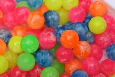 15 Bouncy Jet Balls 20mm Children's Birthday Party Loot Bag Fillers Girls Boys