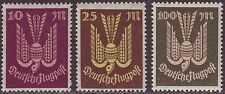 Deutsches Reich Flugpost Luftpost 235 - 237 Satz ** postfrisch MNH Taube Vogel