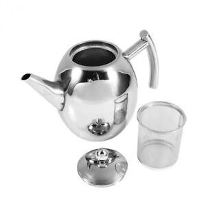 Puer Tea Bag Pot Tea Pot Teapot Coffee Pot Kettle with Filter Large Capacity