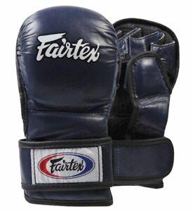 Fairtex Sparring MMA Gloves - FGV15 - Extra Protection on Knuckle