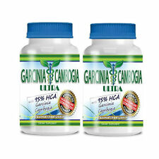Garcinia Cambogia Ultra - Weight Loss Supplement with 95% HCA (2 bottles)
