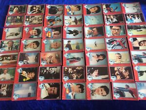 49 Topps Superman The Movie Trading Cards Series 2 Red Border
