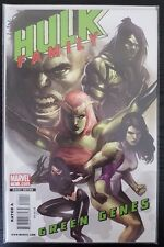 Hulk Family #1: Green Genes (Marvel, 2008) Vf/Nm