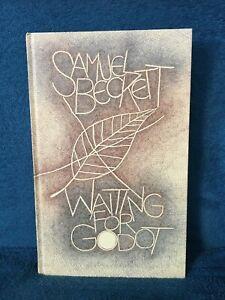 Waiting for Godot by Samuel Beckett Folio Society