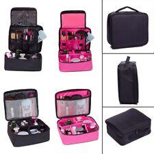 Large Makeup Bag Cosmetic Case Storage Travel Handle Organizer Bags Artist Kit