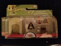Zelda Windwaker Ganandorf + Hyrule Castle World of Nintendo micro land