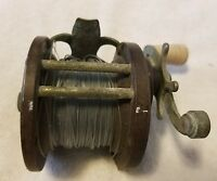 Vintage Penn No. 85 Conventional Saltwater Fishing Reel (Pre-Owned) Made in USA