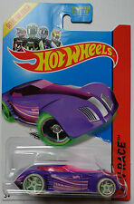 2014 Hot Wheels HW RACE Covelight Col. #167 (Purple Version)