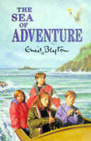 (Good)-The Sea of Adventure (Hardcover)-Enid Blyton-0333732715
