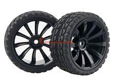 4PCS RC 1:10 Car On Road 26MM Wheel Rim & Grip Rubber Tyre,Tires 601-6017