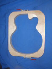 Benedetto 17 inch Arch top guitar mold  with cutaway