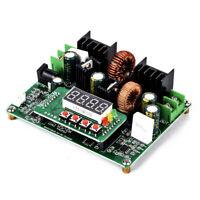 Digital 38V 6A CC CV step up & step down power supply LED driver Solar charging