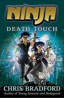 Death Touch by Bradford, Chris-ExLibrary