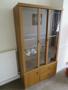 Glass China Cabinet Collection from Nottingham