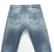 DIESEL men's jeans LARKEE 0849A Regular Straight -  size 30 / hemmed