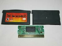 The Incredibles (Nintendo Game Boy Advance, 2004) GBA Gameboy