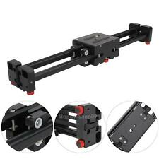 DSLR Camera Video Slider Dolly 50cm Track Rail Stabilizer 100cm for Canon Nikon