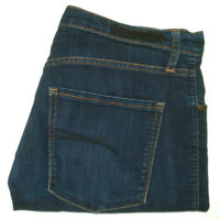 NOBODY WOMENS MEASURED SIZE W33 X L30 BLUE JEANS FREE POST