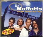 THE MOFFATTS - i'll be there for you MAXI CD & VIDEO 1997