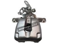 FITS VW TOURAN (1T1, 1T2) FROM 2003 REAR RIGHT BRAKE CALIPER - NEW 1J0615424C