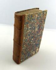 #e4416 Altes Buch von 1761: Kazania na Niedziele Calego Roku Soc: Jesu
