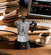 BIALETTI MOKA EXPRESS ELETTRIKA-Electric 2cup in Alluminio Caffè Maker