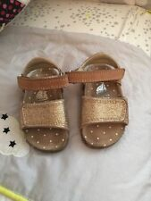 Girls' Leather Sandals NEXT Baby Shoes