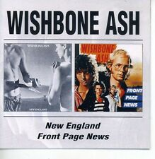 Wishbone Ash - New England / Front Page News [New CD] UK - Import