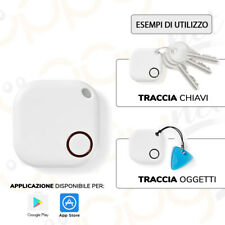 Portachiavi Trova Chiavi Bluetooth GPS telefono Auto Moto Tracciatore con App