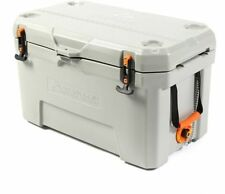 Ozark Trail 52-Quart High-Performance Molded Cooler Grey New